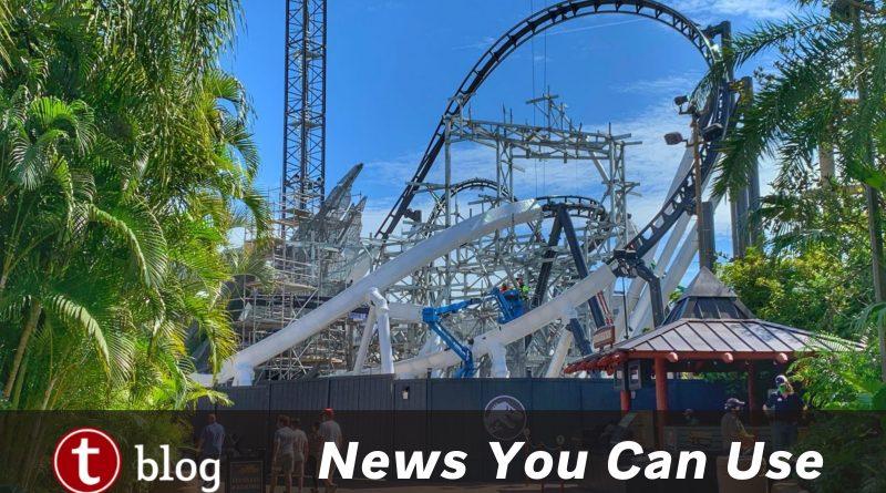 Jurassic World Velocicoaster Opening Summer 2021 At Universal S Islands Of Adventure Touringplans Com Blog