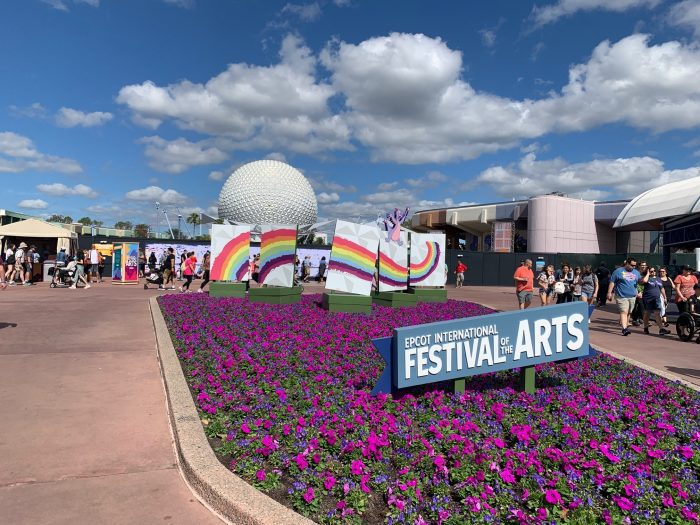 3 Things We Are Looking Forward to at the 2021 Taste of EPCOT Festival of the Arts EPCOT Festival of the Arts