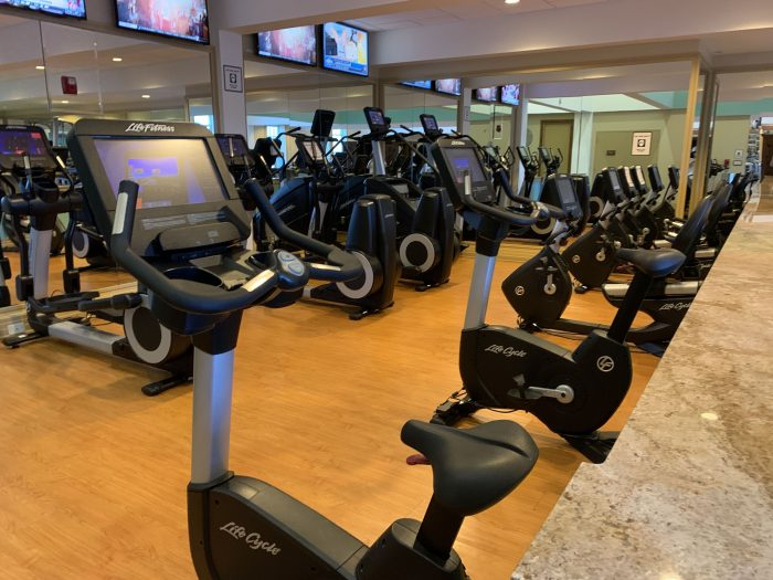 What Are the Disney World Hotel Gyms Like Now?