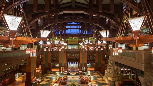 Grand Californian Villas