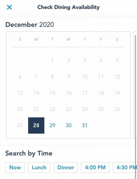 The Top 3 New Functions in MyDisneyExperience App in 2020