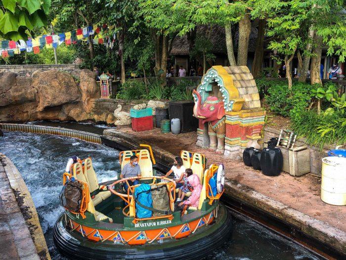Best Ways to Enjoy Disney's Animal Kingdom in the Rain