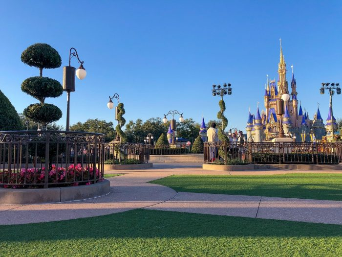 The Most Romantic Places in Magic Kingdom