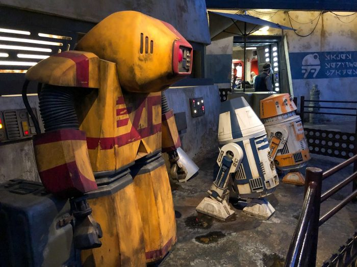 Can You Ship Your Custom-Made Droid Back Home?