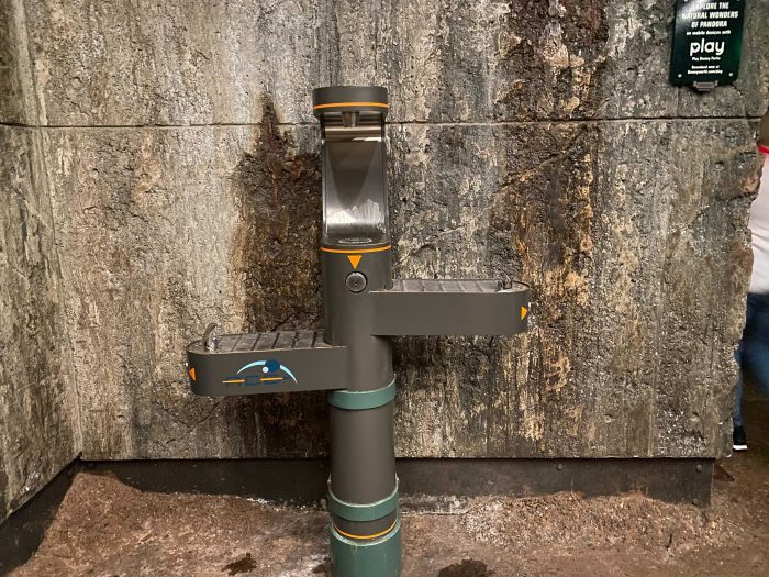 Water Bottle Refill Stations at Disney's Animal Kingdom