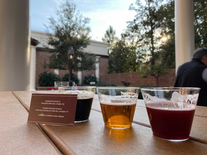 Here's Some the Best Beers at EPCOT's International Festival of the Arts