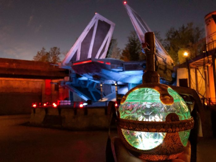 NEW – Get Your Galactic Credits Ready for the Paddy Frog Sipper at Star Wars Galaxy's Edge