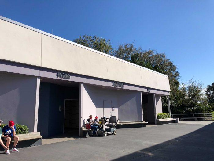 Where Are the Companion Restrooms Located at Magic Kingdom?