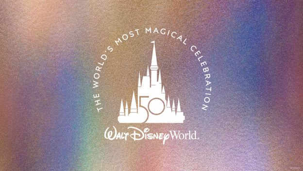 Walt Disney World's 50th Anniversary