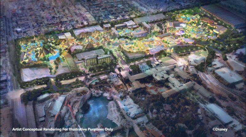 Disneyland Resort Expansion