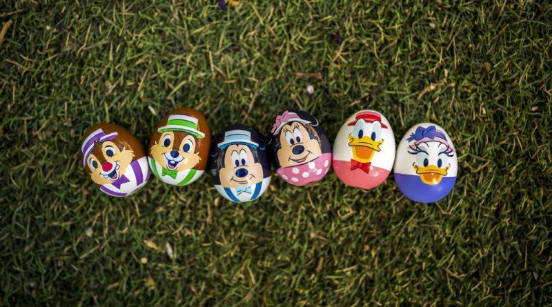 Egg-stravaganza