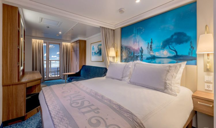 Disney Wish Staterooms Are A Luxurious Space To Dream Touringplans Com Blog