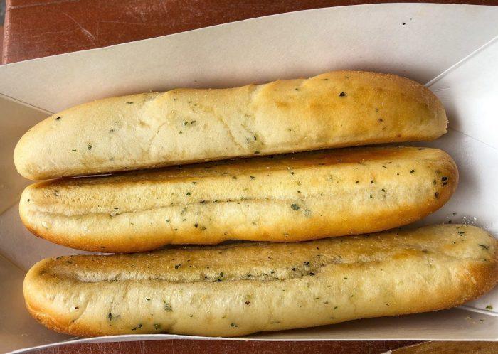 Pinocchio Village Haus Breadsticks
