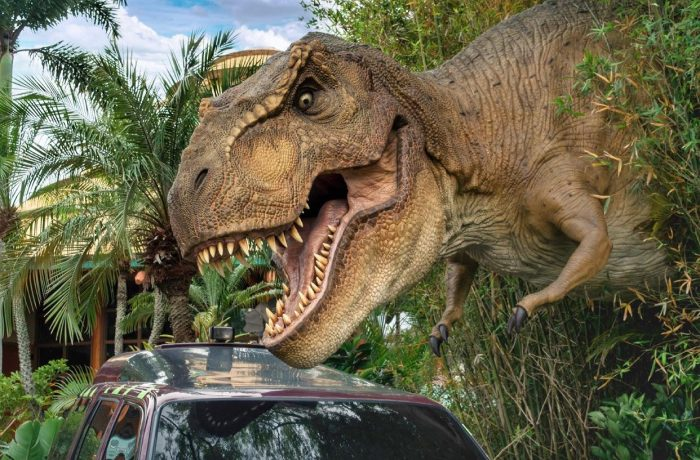 The Saturday Six Presents Plastic In The Parks Visit Universal S Jurassic Park Touringplans Com Blog