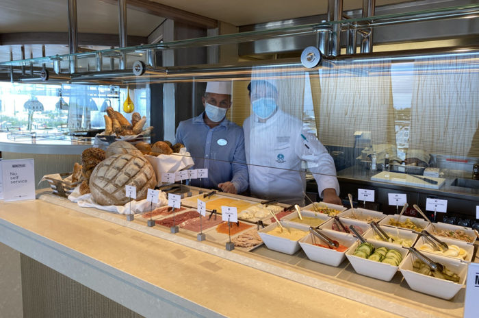 The Marketplace Specialty Panini Station