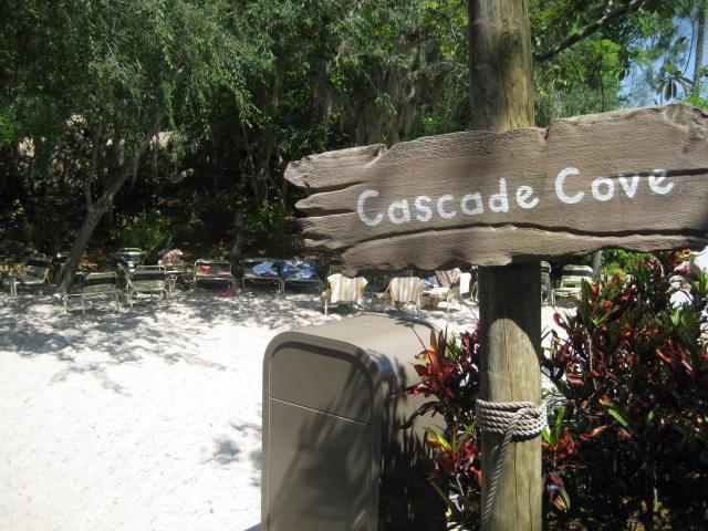 Cascade Cove Spot