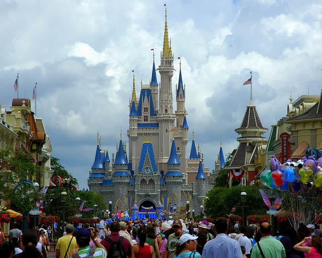 Cinderella Castle History