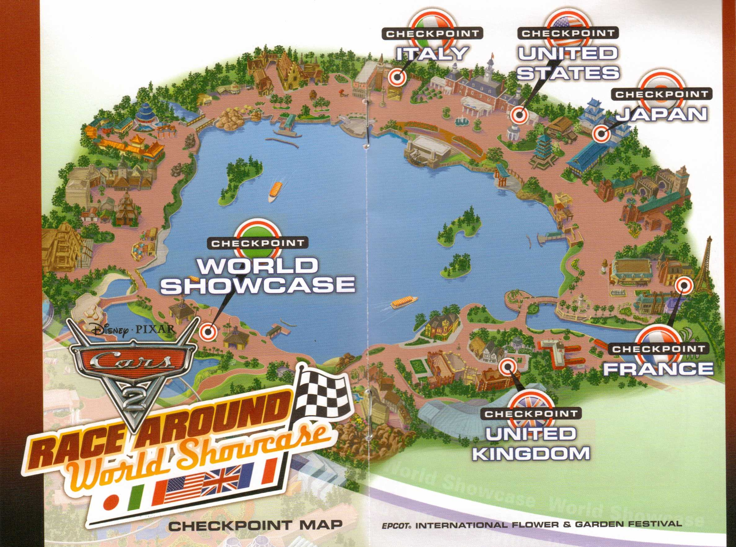 Cars 2 race around world showcase touringplans blog gumiabroncs Gallery