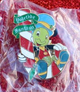 2011 Yuletide Fantasy Tour Pin