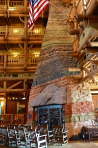 Grand Canyon Fireplace