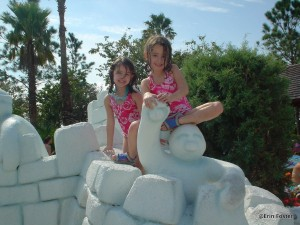 Lots of Fun at Blizzard Beach