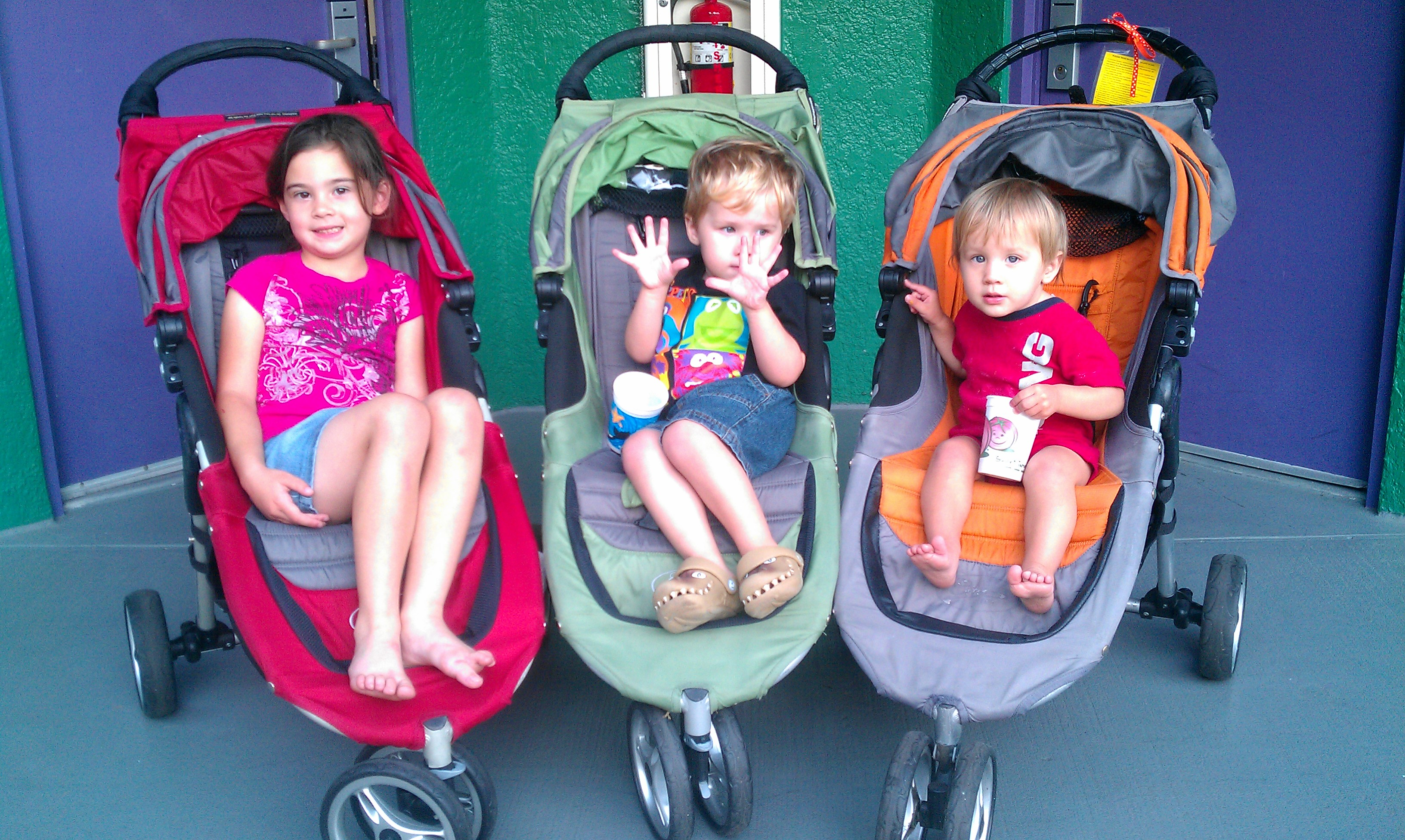 Stroller Rental Companies Near Walt Disney World ...