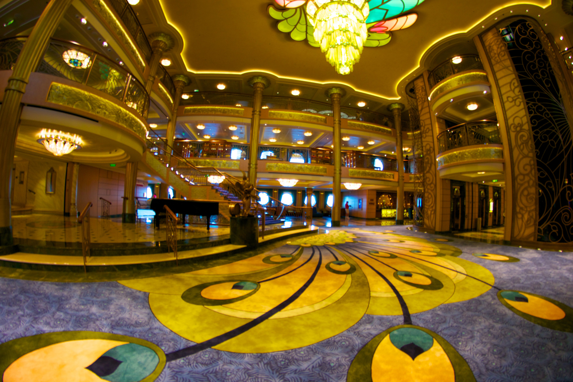 Aboard The Fantasy Disney Cruise Line S Newest Ship