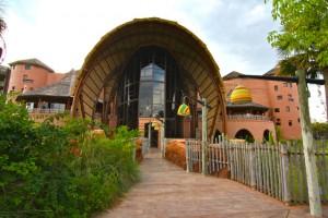 Animal Kingdom Villas Lobby