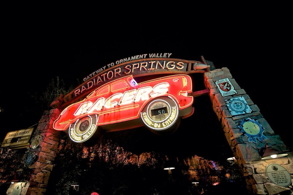 First Review: Radiator Springs Racers - TouringPlans.com Blog