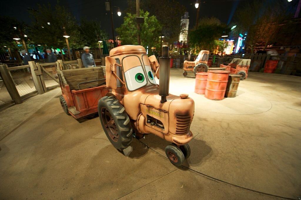 First Review: Mater\'s Junkyard Jamboree - TouringPlans.com Blog