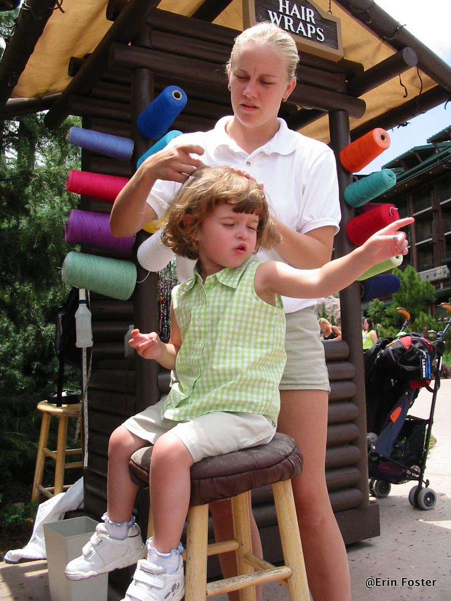 Hair Wraps At Walt Disney World Touringplans Com Blog