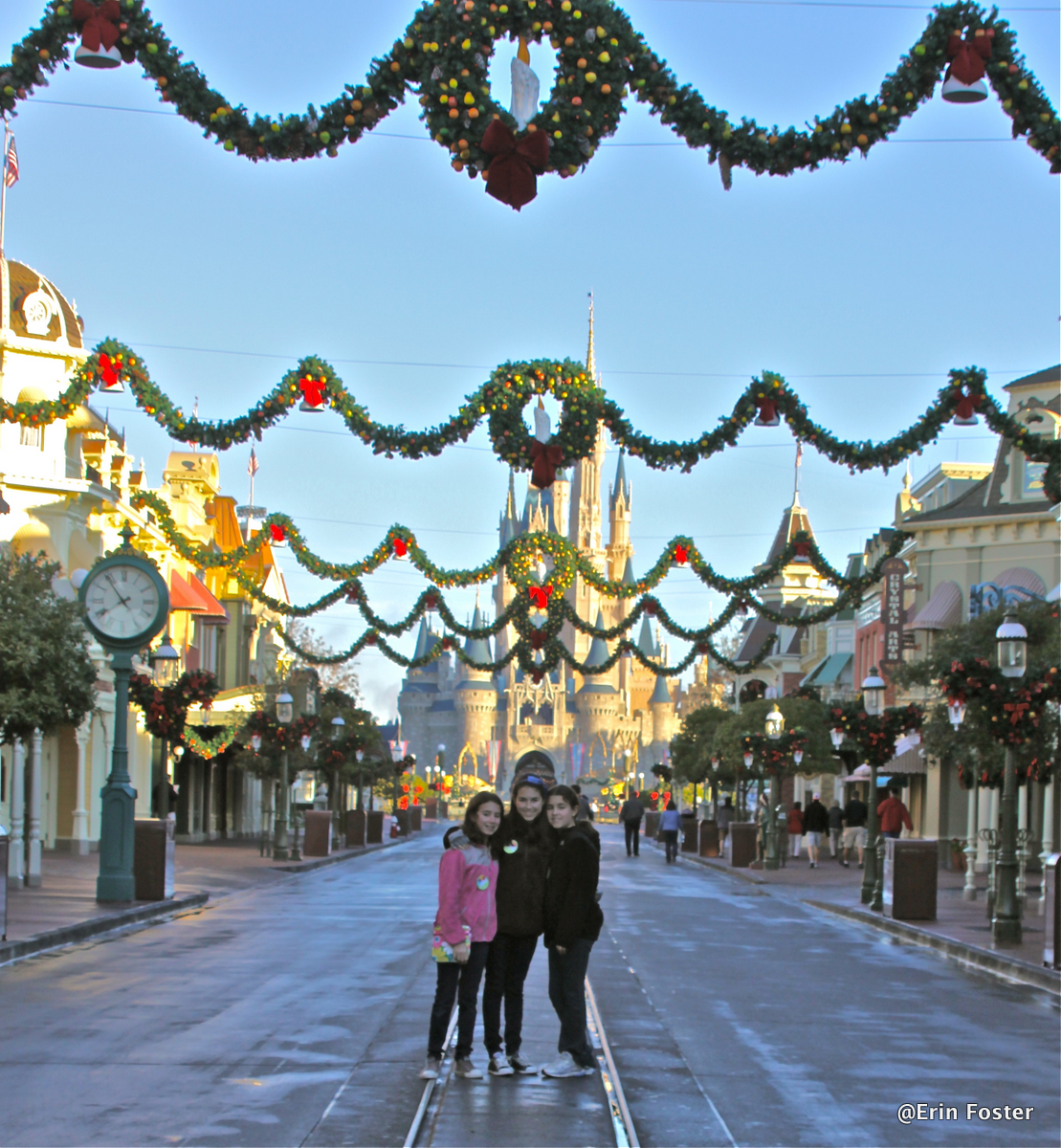 Spending Christmas At Walt Disney World? Things To Think