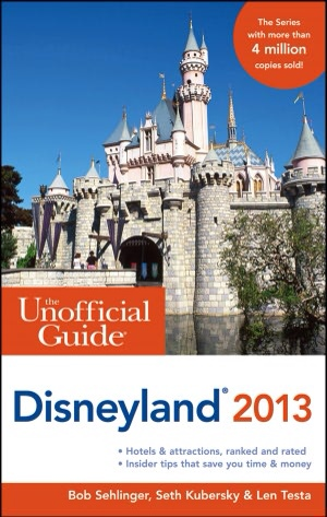 unofficial guide to disneyland touring plans