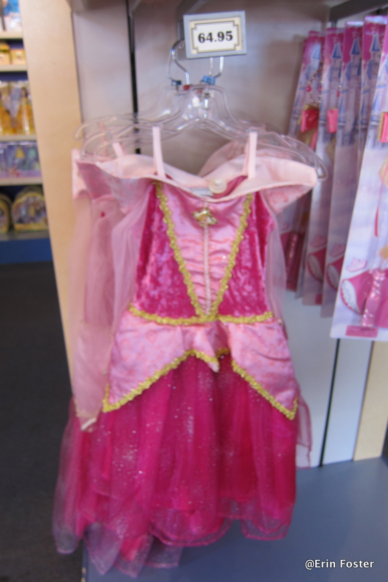 Everything You Ever Wanted To Know About Princess Dresses At Disney