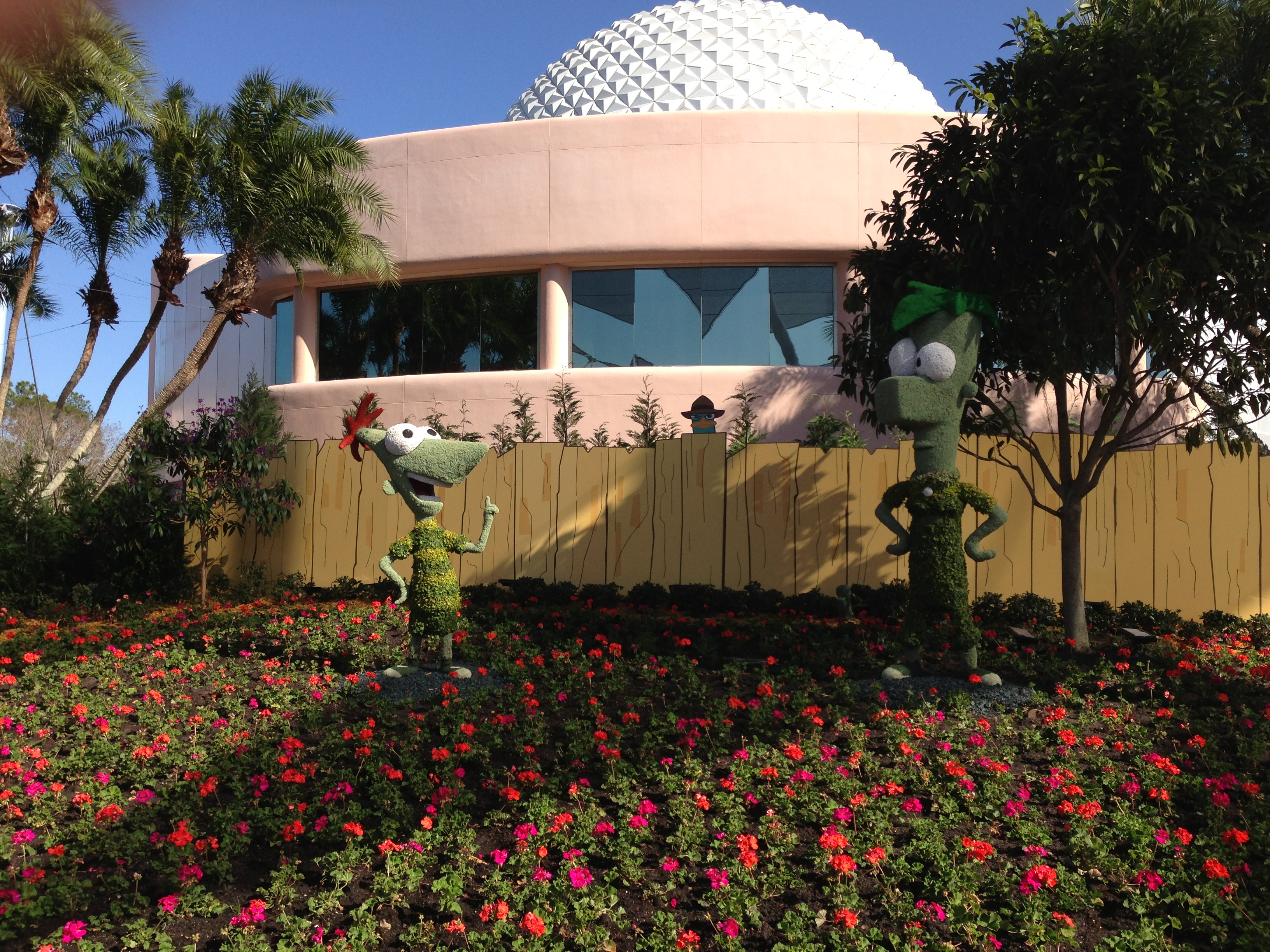 2013 Epcot International Flower & Garden Festival Review And Tips ...