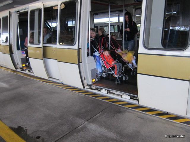 A Walt Disney World Transportation Primer Monorails Buses And