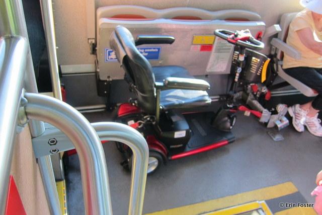 Disney Bus Car Seats