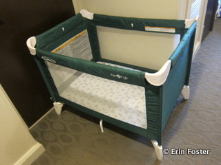 Place The Sheet On Mattress And Put It Bottom Of Pack N Play Easy Peasy