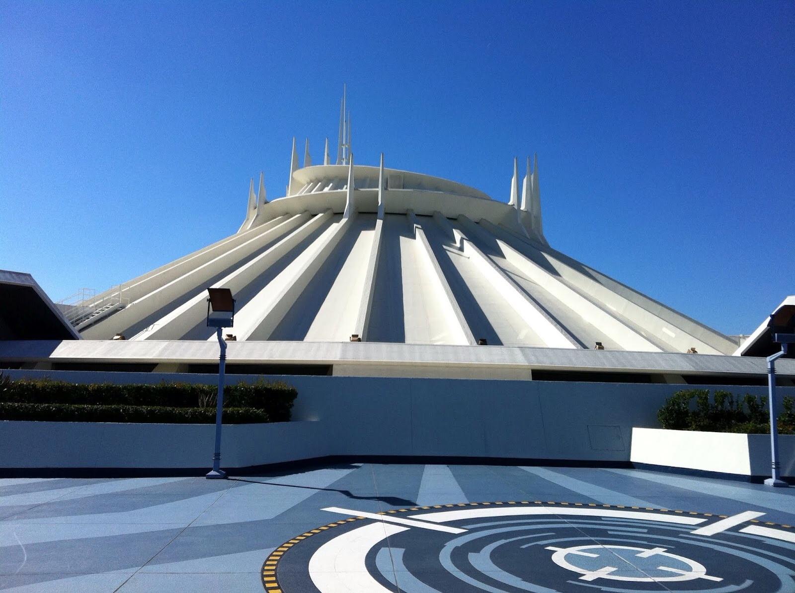 Disneyland Alert: Space Mountain Closed by Cal/OSHA ...