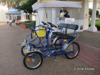 Surrey Bike Rentals At Disney World Touringplans Com Blog