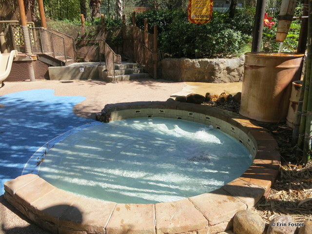 Animal Kingdom Lodge, Kidani Village kiddie pool