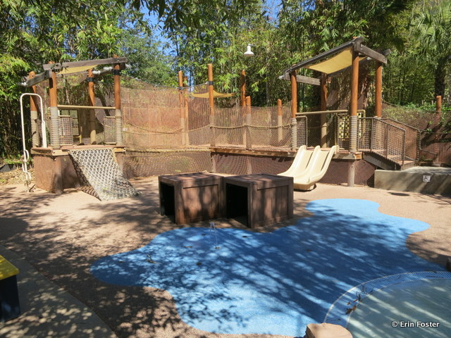 Animal Kingdom Lodge, Kidani Village playground