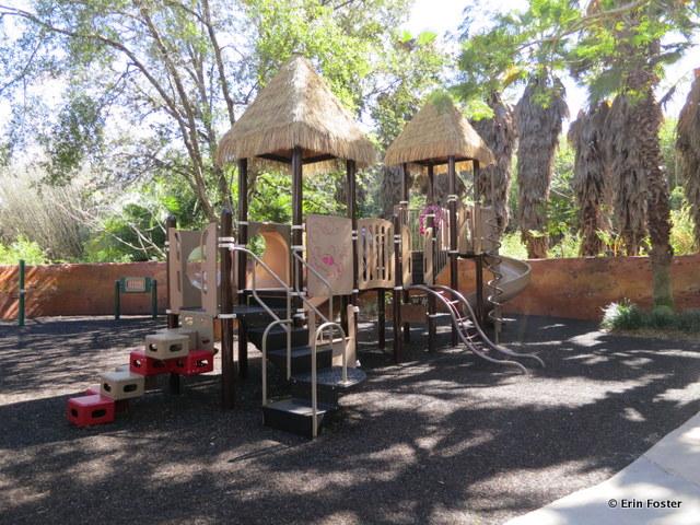 Animal Kingdom Lodge, Jambo playground