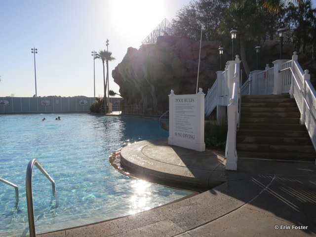 Grand Floridian, Beach pool