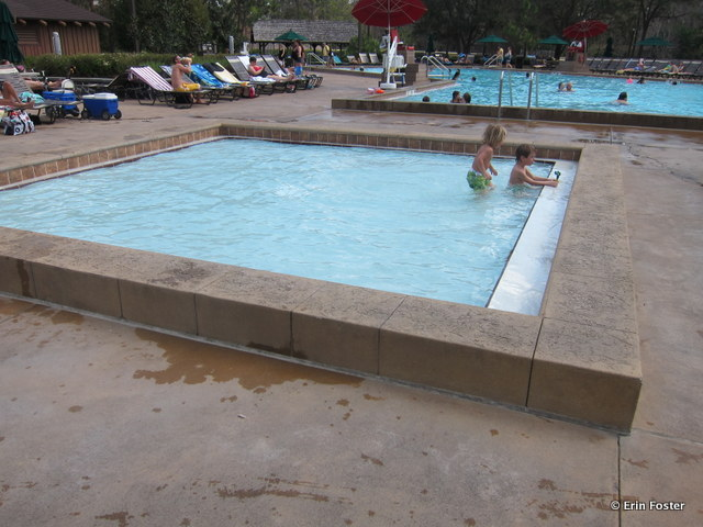 Fort Wilderness, Meadow kiddie pool