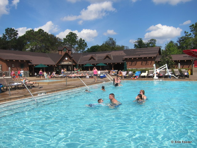 Get To Know The Disney World Pools Part Three The Moderate Resort Pools Blog