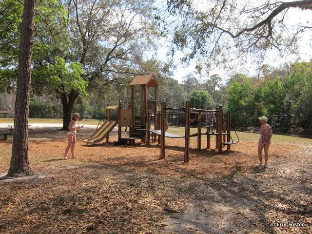 Fort Wilderness, Meadow playground