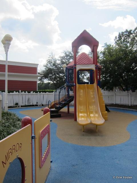 Boardwalk, Luna Park, playground