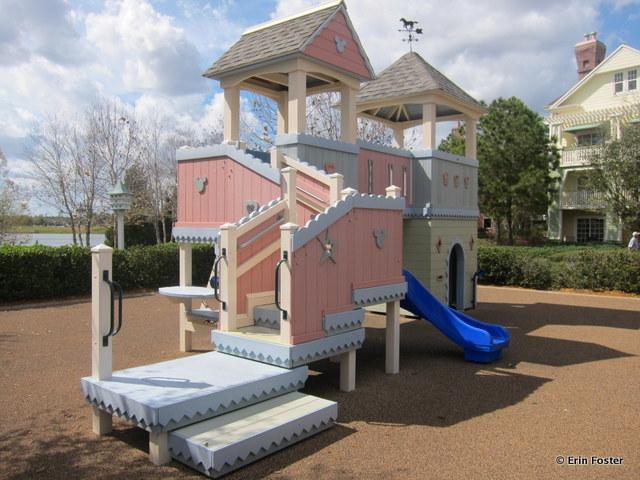 Saratoga Springs, Congress Park playground
