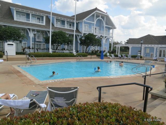 Beach Club, quiet pool